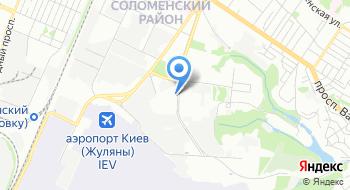 Троллейбусное ремонтно-эксплуатационное депо №3 Киевпастранса на карте