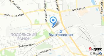 Автошкола Онега на карте