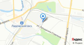 Страйк Актив на карте