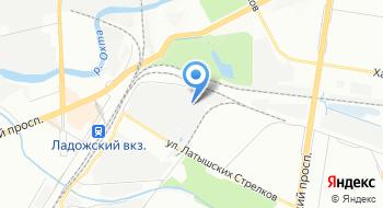 Аника РУ на карте