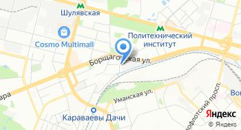 Авиакомпания YanAir на карте