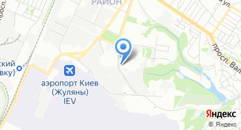 Автотранспочта на карте