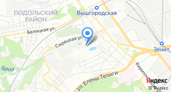 Компания Оргстекло на карте