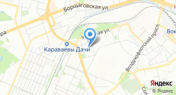 Военный комиссариат Соломянского района на карте