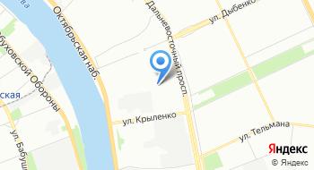 Северо-Западный центр аренды строительной техники на карте