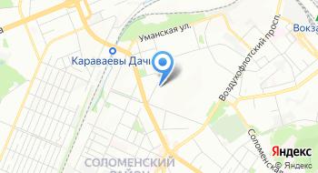 Соломенская межрайонная медико-социальная экспертная комиссия на карте