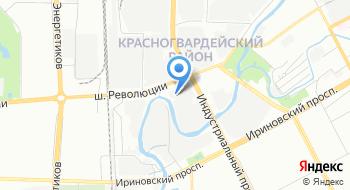 ДаймондСтрой на карте