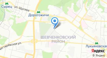 Компания Протэкт на карте