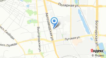 Компания Альтаир на карте
