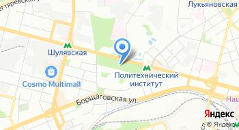 Украинско-японский центр КПИ им. Игоря Сикорского на карте