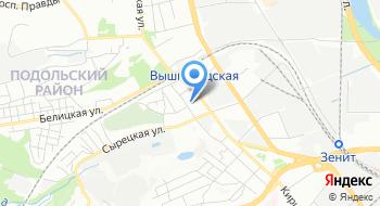 СП Днипро Мотор на карте