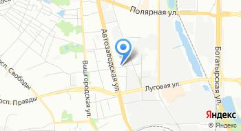 Экопроект Украина на карте