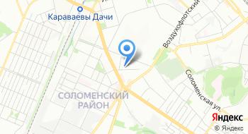 Детская клиническая больница №3 Соломенского района поликлиника №1 на карте