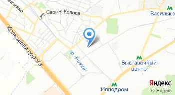 Частный нотариус Шевкова О.В. на карте