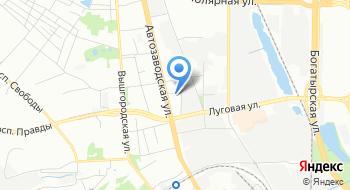 Компания Украинская партнерская группа на карте