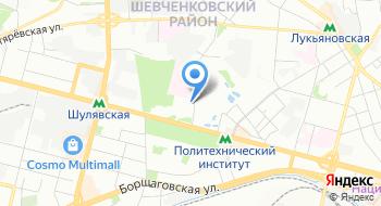 Интернет-магазин канцтоваров Ascold на карте