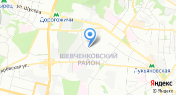 Учебно-производственный центр Профессиональная безопасность на карте