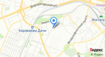 Зоомагазин Zverushka.com.ua на карте