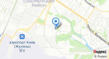 Дежурная часть управления ГАИ в Киевской области на карте
