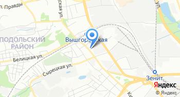 Интернет-магазин А.Т.А.К.А. на карте