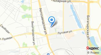 Компания Эволюкс на карте