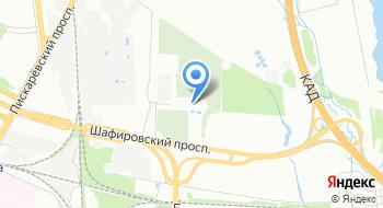 ГУП Ритуальные услуги, крематорий на карте
