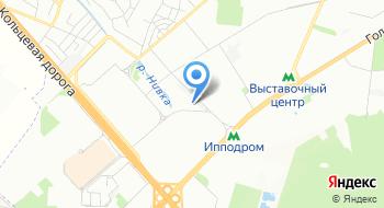 Компания Ситицентр на карте