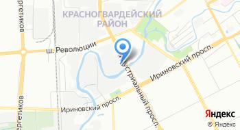 Никольский завод строительных материалов на карте