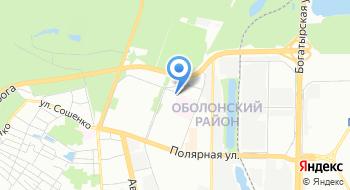 Организация дорожного движения управления превентивной деятельности главного управления национальной полиции в Киевской области на карте