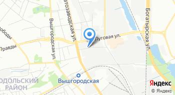 Компания Юр-Универсал на карте