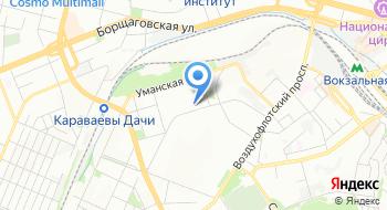 Соломенский районный отдел государственной миграционной службы Украины в г. Киеве на карте