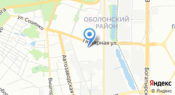 Магазин канцтоваров и игрушек Школярык на карте