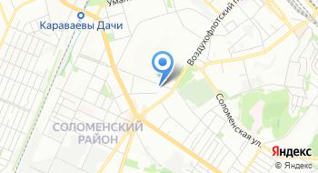 Компания Проектдорсервис на карте
