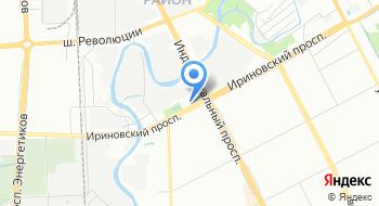 Подборцвета.РФ на карте