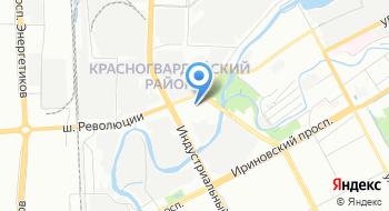 РБП на карте