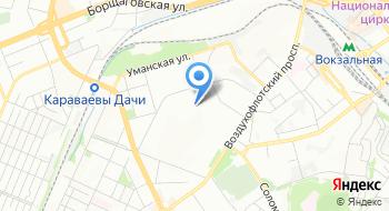 Женский фитнес-клуб Амазонки на карте