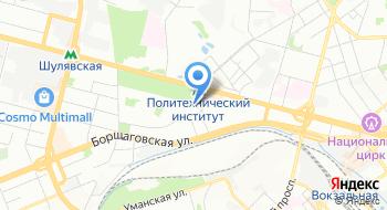 Центр культуры и искусств НТУУ КПИ на карте
