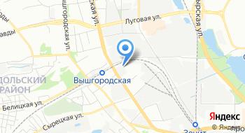 Компания Промпостач на карте