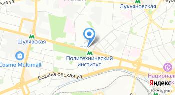 Интернет-магазин У водяного на карте