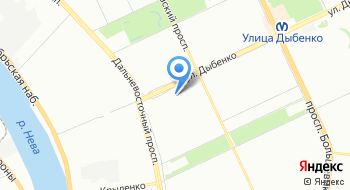 ТД Инвекс на карте