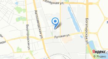 Компания Женадин на карте