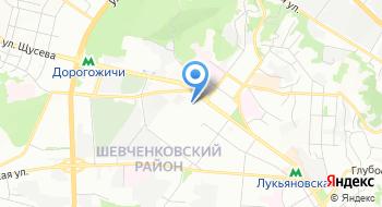 Компания Прис на карте
