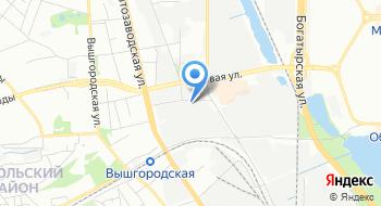 Компания Ризо Евразия Украина на карте