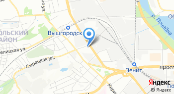 Компания Пегас-СК на карте