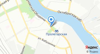 Натяжные Потолки в Санкт-Петербурге на карте