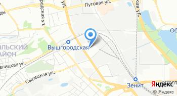 Компания АИС-лизинг на карте
