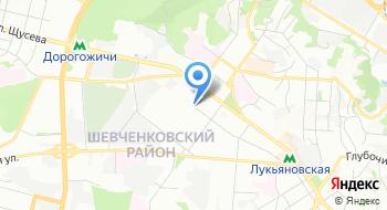 Украинская ассоциация администраторов пенсионных фондов на карте