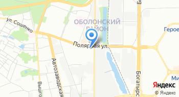 Компания Юнилос-Украина на карте