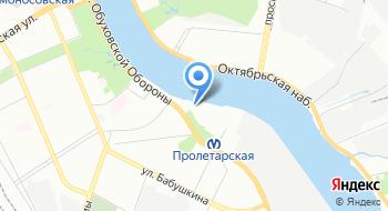 Отделение ночного пребывания Санкт-Петербургское Казенное учреждение Городской пункт учета граждан без определенного места жительства на карте