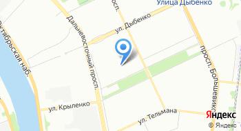 Веб-дизайн на карте